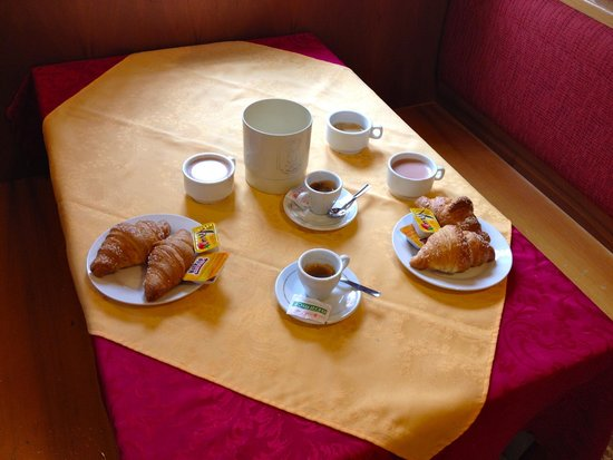 Hotel Messner Palace: colazione