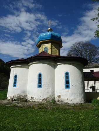 Southern Zelenchuk Temple