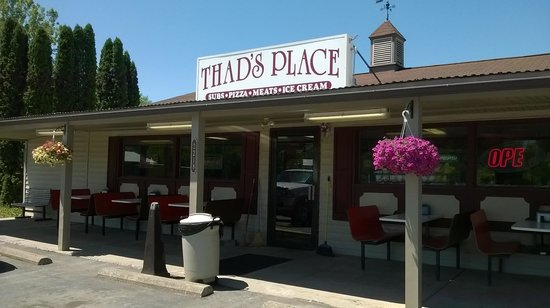 Thad's Place: Valley views