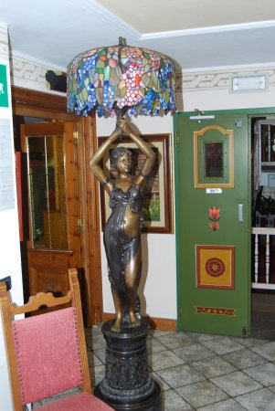 Hotel Alpina : ingresso