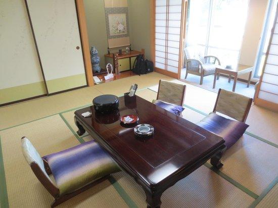Hotel Spax Kusatsu: 和室