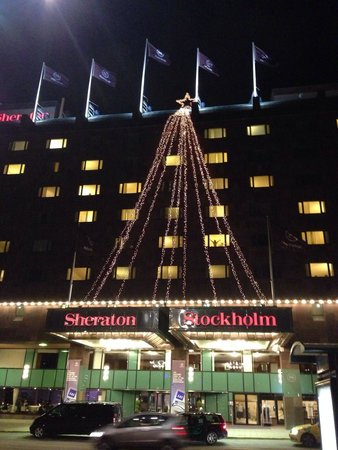 Sheraton Stockholm Hotel: New year's eve