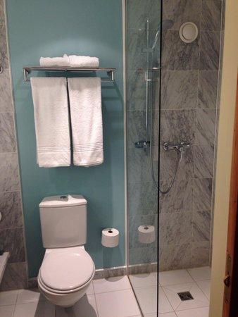 Sheraton Stockholm Hotel: Clean bathroom
