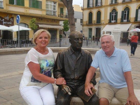 Bike Tours Malaga We Bike Malaga: Met Picasso