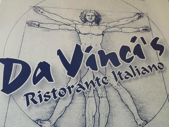 DaVinci's Restaurant: ***