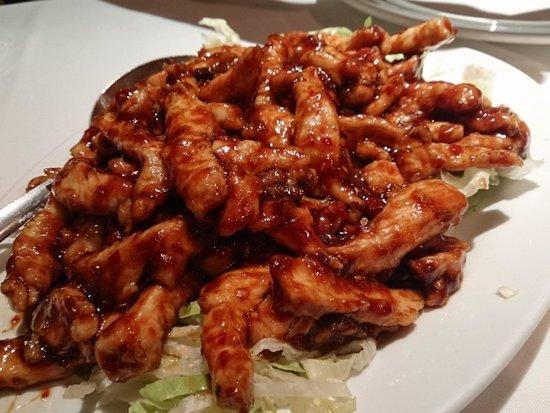 Ho Chow Restaurant : チキン