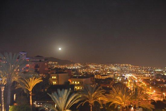 Melia Jardines del Teide: Vista nocturna