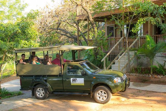 Nandina Guest House & Self Catering Cottages: Big 5 Safaris from Nandina Guest House