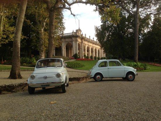 Chianti 500 Rentals: White and aquamarine 500