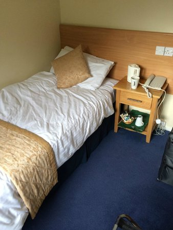 Best Western Muthu Queens Oban Hotel: tea and coffee