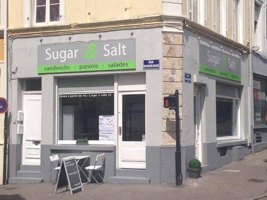 sugar salt boulogne sur mer restaurant avis num ro de t l phone photos tripadvisor. Black Bedroom Furniture Sets. Home Design Ideas