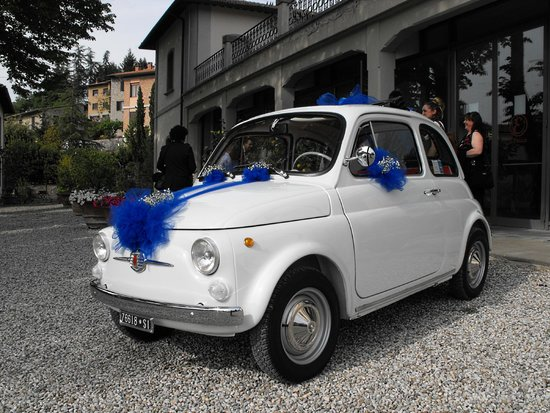 Chianti 500 Rentals: Wedding in blue