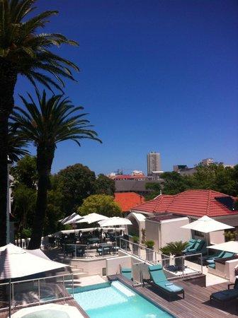 Glen Boutique Hotel & Spa: Room view