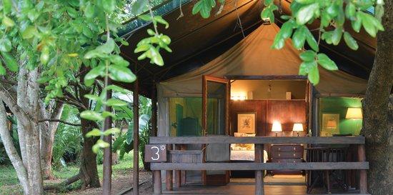 Falaza Game Park & Spa: Falaza Luxury Tent