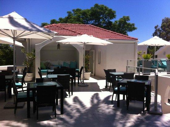 Glen Boutique Hotel & Spa: Restaurant