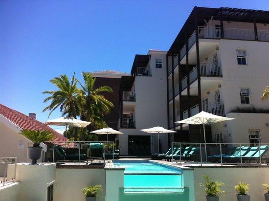 Glen Boutique Hotel & Spa: Swimming pool