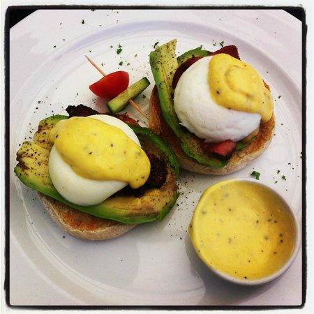 Glen Boutique Hotel & Spa: Breakfast!