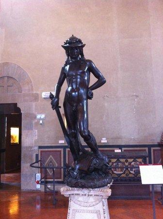 Museo Nazionale del Bargello: David di Donatello