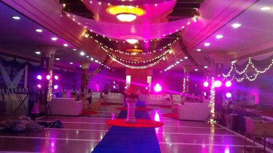 Hotel Royal Residency: Majestic Hall Banquet Hall 3