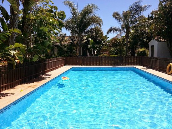 Hacienda Roche Viejo: Shared pool area