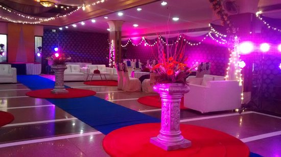 Hotel Royal Residency: Majestic Hall Banquet Hall 2