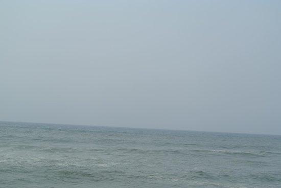 Mayfair Palm Beach Resort: Sea View From Room