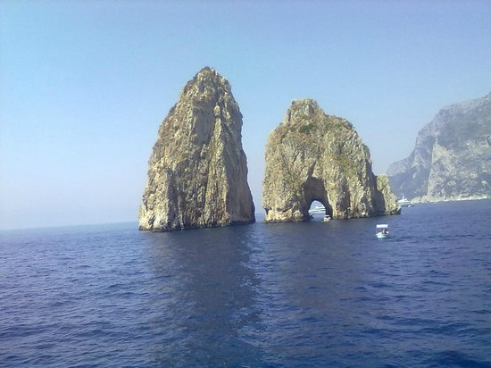 Marine Club Minicrociere : Faraglioni