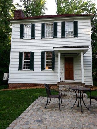 Stevenson Ridge : porch - spy hill