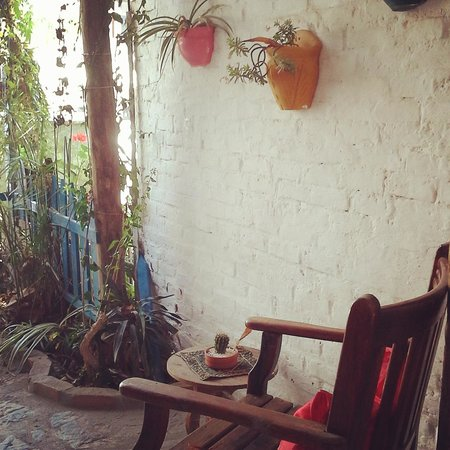 Polka Cafe Bar Datca: Köşe