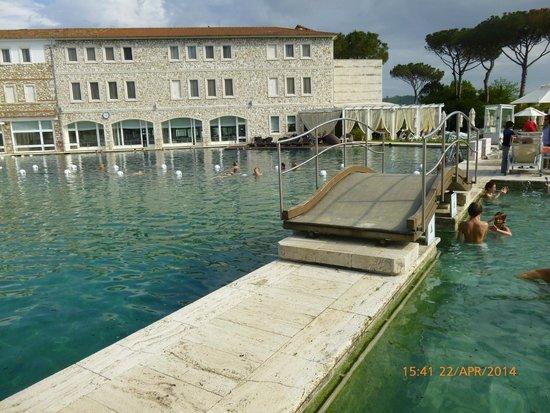 Terme di Saturnia (Spas of Saturnia): hotel
