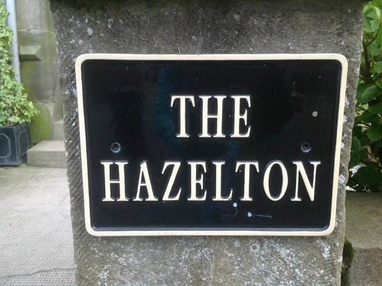 The Hazelton Guest House: The Best B&B experience we've ever had