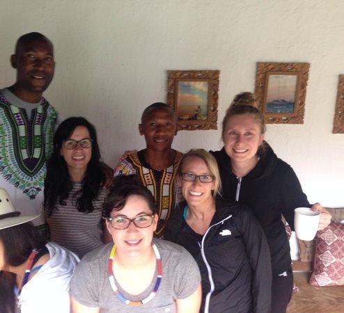 Ngare Sero Mountain Lodge : We LOVED the staff!!!!!