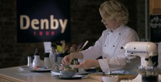 Denby Pottery Factory: Free Cookery Demonstrations - Daily