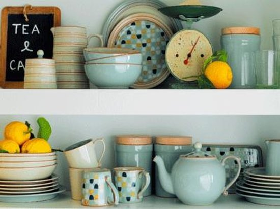 Denby Pottery Factory: Stunning Heritage Collection