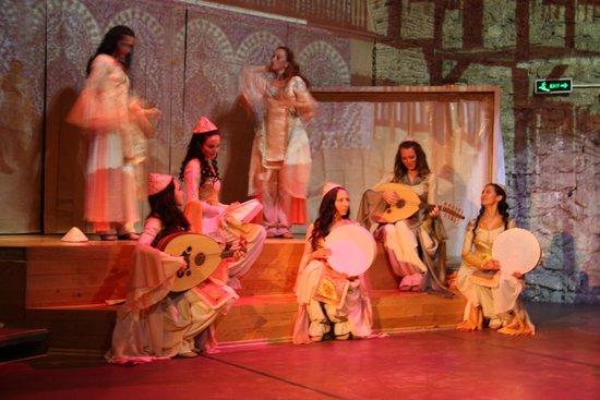 Hodjapasha Cultural Center : White Rose 1