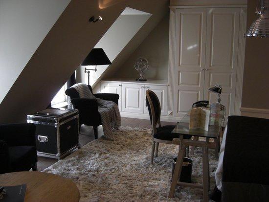 Stanhope Hotel: Kamer
