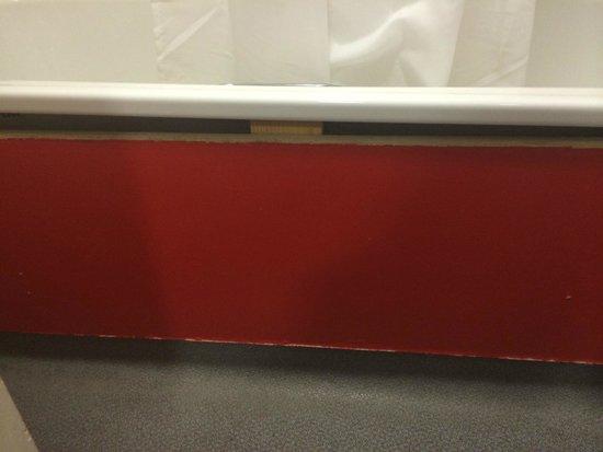 Britannia Edinburgh Hotel: Bath Panel