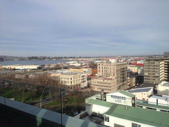 Scenic Hotel Dunedin City: Facing the Coast