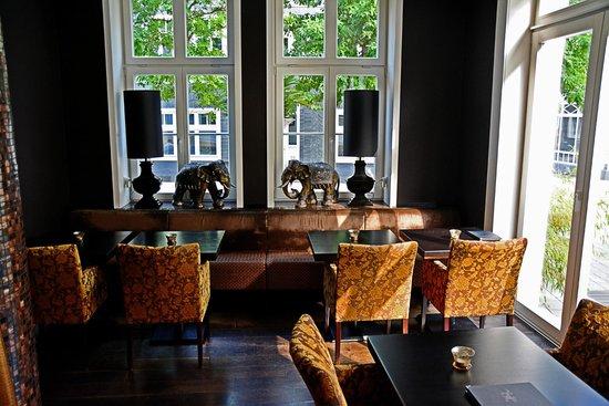König's Hotel am Schlosspark: Bar / Frühstücksraum