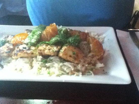 Troy Restaurant: Chicken Kebab for $17