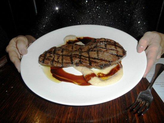 Mezzo: Wagyu rump steak