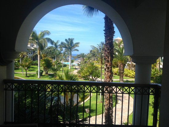 Gran Meliá Palacio de Isora Resort & Spa: View from Terrace