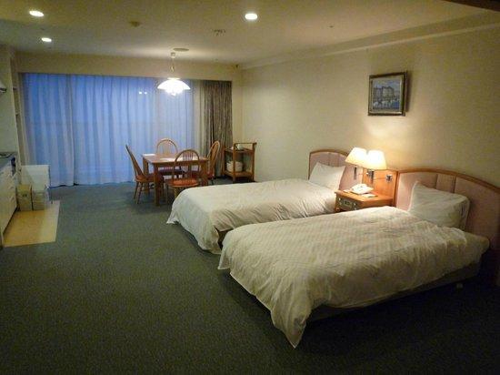 Hotel Ambient Izukogen Honkan : アネックスの部屋