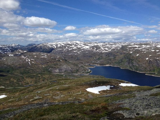 Sirdal, Norge: Rødeknuten