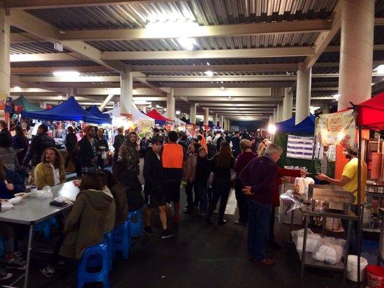 Auckland Night Market: Glenfield Market 1