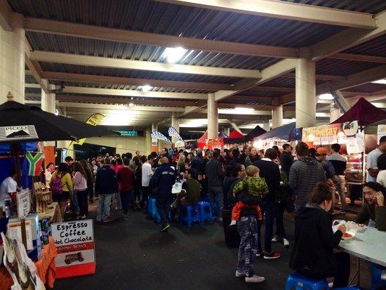 Auckland Night Market: Glenfield Market 2