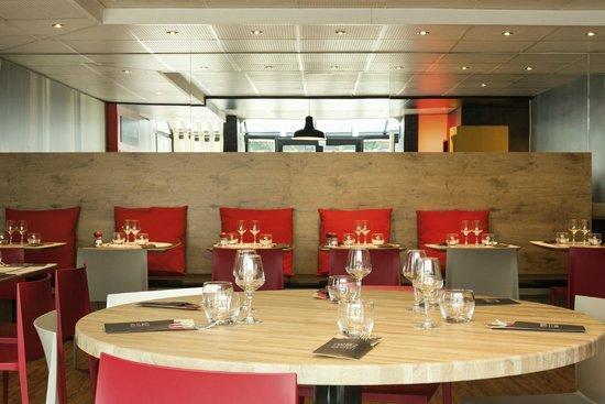 Ibis Paris Gennevilliers : restaurant