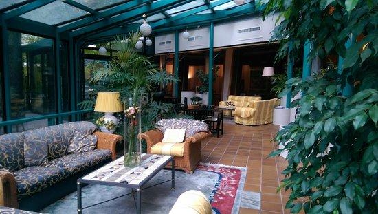 Grand Hotel Panoramic: C'est vert...