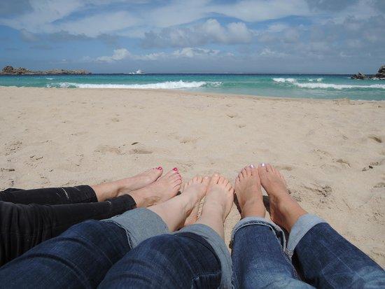 La Quercia della Gallura : 6 glückliche Füße