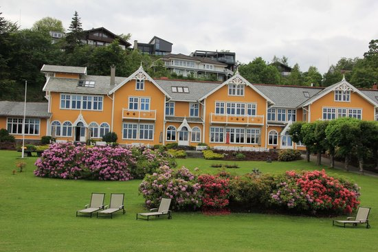 Solstrand Hotel & Bad: hotel